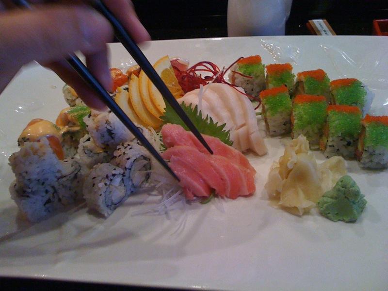 Rolls_and Sashimi